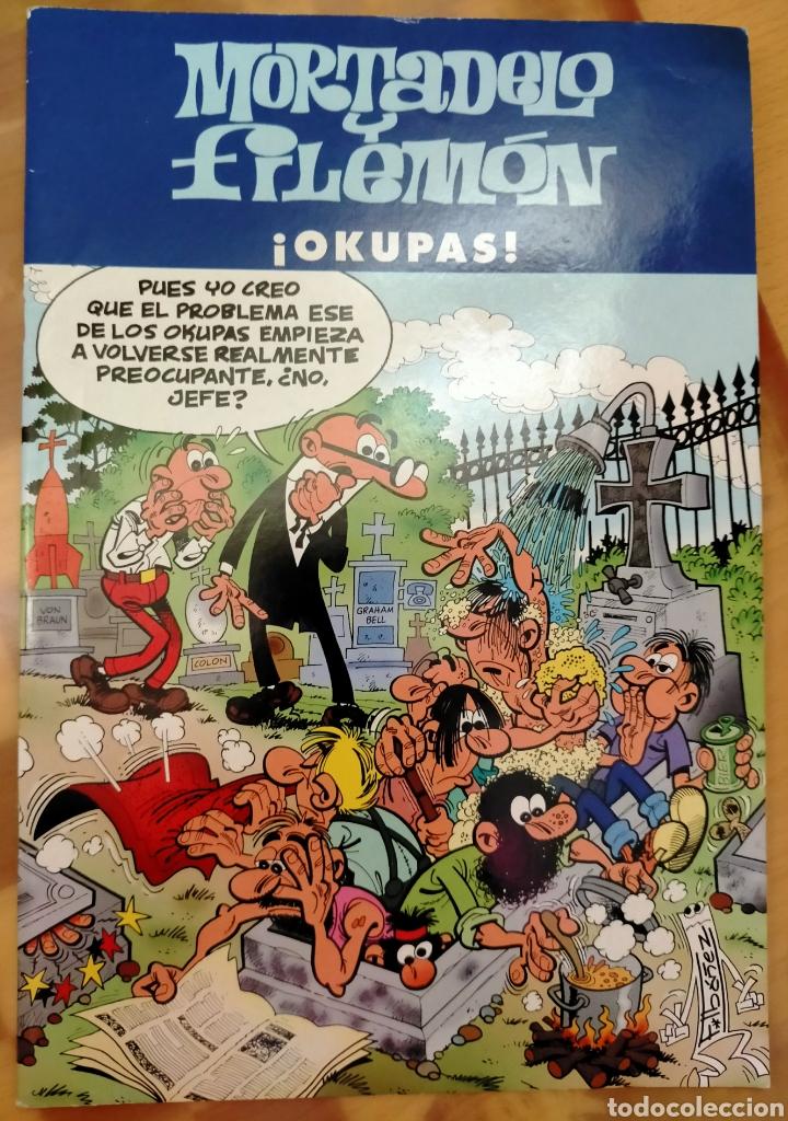 Libros: Mortadelo y Filemón - Foto 4 - 244838425