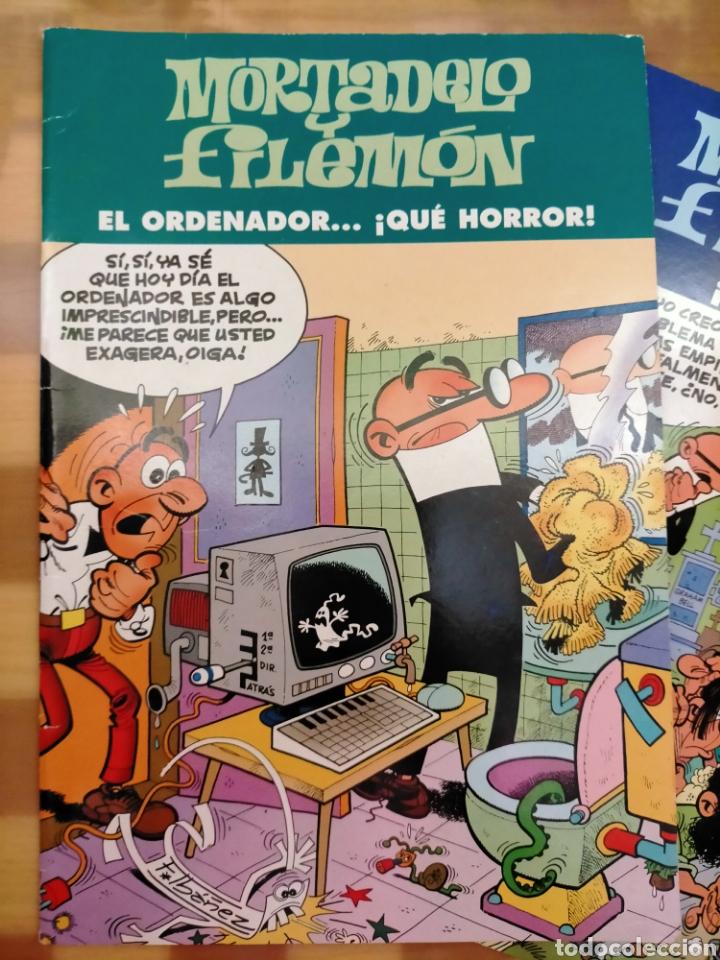 Libros: Mortadelo y Filemón - Foto 5 - 244838425