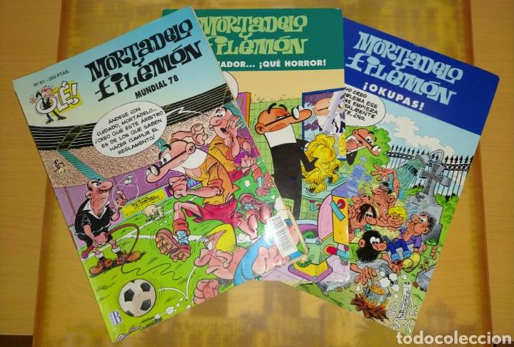 Libros: Mortadelo y Filemón - Foto 6 - 244838425