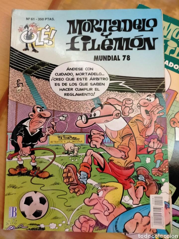Libros: Mortadelo y Filemón - Foto 7 - 244838425