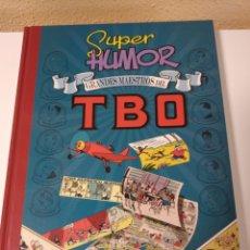 Libros: SUPER HUMOR GRANDES MAESTROS DEL TBO TOMO 2. Lote 245303085