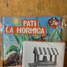 Libros: ANIMALES DEL ZOO - PATI LA HORMIGA - NUEVO. Lote 245499015