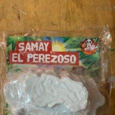 Libros: ANIMALES DEL ZOO - SAMAY EL PEREZOSO - NUEVO. Lote 245499420