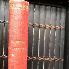 """Libros: CUENTOS DE CALLEJA (6) """"EL REINO DE LA FANTASÍA"""" (AÑOS 30). Lote 246903985"""