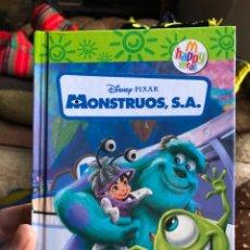 Libros: CUENTO ILUSTRADO DISNEY PIXAR MONSTRUOS S. A.. Lote 246911115