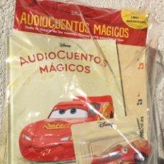 Libros: AUDIOCUENTOS MÁGICOS DISNEY 14 CARS PIXAR. Lote 247042025