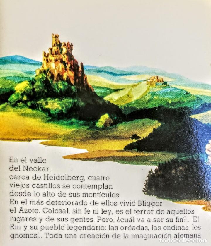 Libros: VICTOR HUGO.LEYENDAS DEL RHIN.BLIGGER EL AZOTE - Foto 2 - 251626620