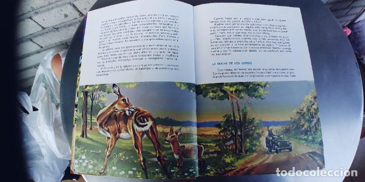 Libros: LA VIDA DE LOS ANIMALES SALVAJES ,EDICIONES EVEREST ,TAPA DURA - Foto 3 - 251636570