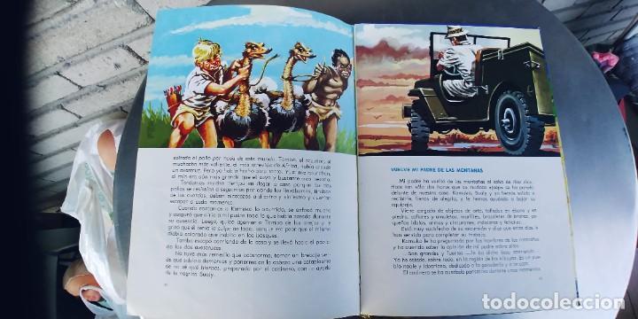 Libros: LA VIDA DE LOS ANIMALES SALVAJES ,EDICIONES EVEREST ,TAPA DURA - Foto 5 - 251636570