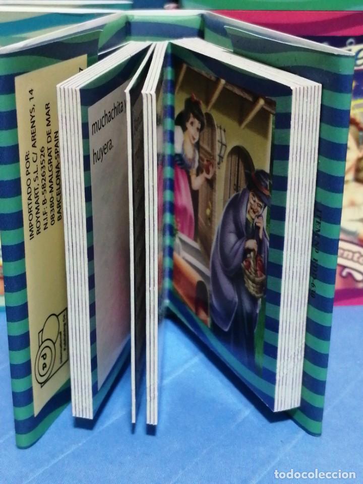 Libros: COLECCIÓN DE 6 MINI CUENTOS MI PEQUEÑO CUENTO 7cm x 5 cm - Foto 2 - 251679605