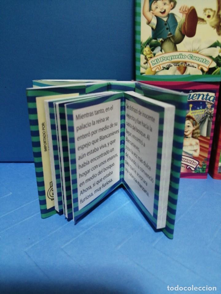 Libros: COLECCIÓN DE 6 MINI CUENTOS MI PEQUEÑO CUENTO 7cm x 5 cm - Foto 3 - 251679605