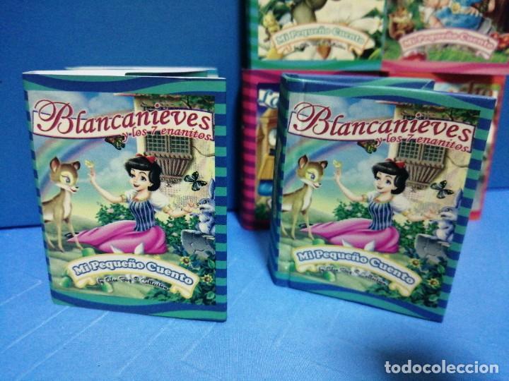 Libros: COLECCIÓN DE 6 MINI CUENTOS MI PEQUEÑO CUENTO 7cm x 5 cm - Foto 4 - 251679605