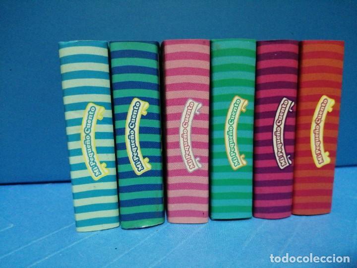 Libros: COLECCIÓN DE 6 MINI CUENTOS MI PEQUEÑO CUENTO 7cm x 5 cm - Foto 5 - 251679605