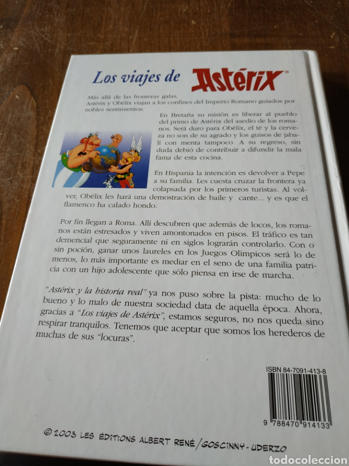Libros: Los viajes de Astérix. Editorial beta - Foto 2 - 251976345