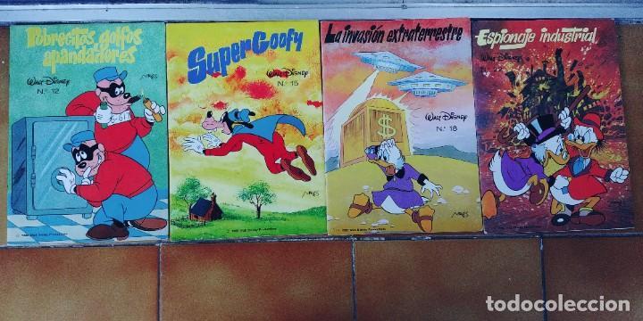 WALT DISNEY,LOTE DE 4 CUENTOS,MAVES,1980,TAPA FINA (Libros Nuevos - Literatura Infantil y Juvenil - Cuentos juveniles)