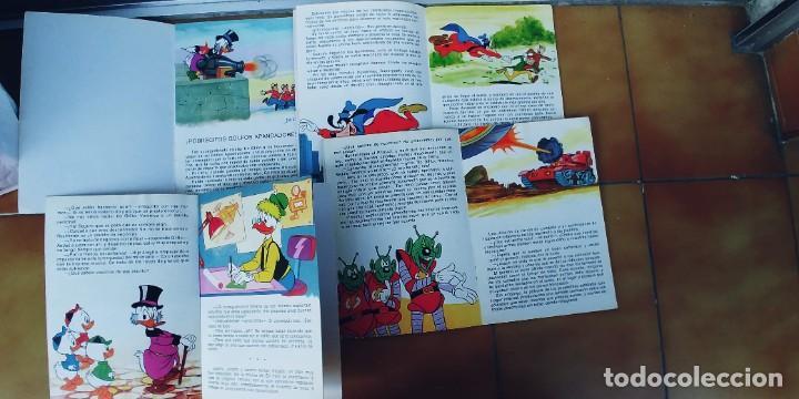 Libros: WALT DISNEY,LOTE DE 4 CUENTOS,MAVES,1980,TAPA FINA - Foto 2 - 253010660