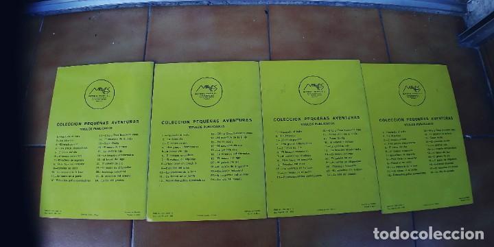Libros: WALT DISNEY,LOTE DE 4 CUENTOS,MAVES,1980,TAPA FINA - Foto 3 - 253010660