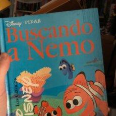 Libros: BUSCANDO A NEMO - GAVIOTA - DISNEY. Lote 254064360