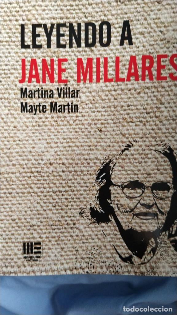 LIBRO DE CUENTOS LEYENDO A JANE MILLARES (LIBRO CON BENEFICIOS) (Libros Nuevos - Literatura Infantil y Juvenil - Cuentos juveniles)