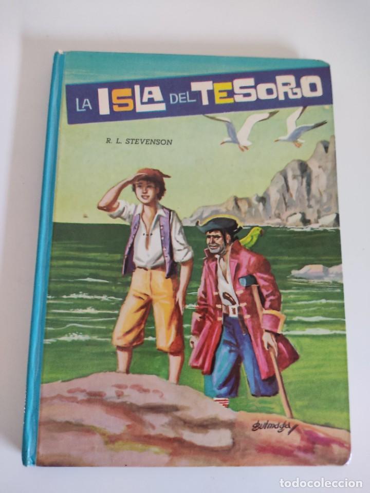 COLECCIÓN AMABLE Nº 7, LA ISLA DEL TESORO, EVA, (Libros Nuevos - Literatura Infantil y Juvenil - Cuentos juveniles)