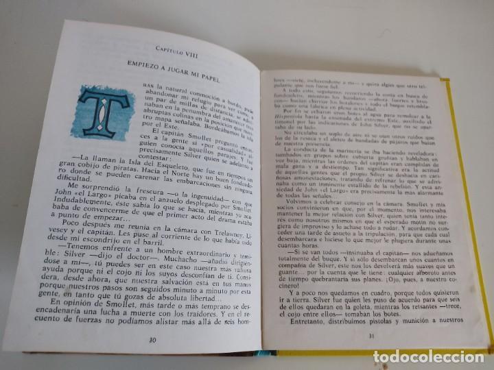 Libros: COLECCIÓN AMABLE Nº 7, LA ISLA DEL TESORO, EVA, - Foto 2 - 256023570