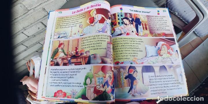 Libros: MAXICUENTOS ,PARA LEER,JUGAR Y APRENDER,,PRIMERA Y ULTIMA PAGINA EN BLANCO PINTADAS DE CERA - Foto 5 - 257316125