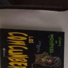 Libros: NIÑERA DE MONSTRUOS. N° 4 Y 6 LOS COWCUMBER / LOS ALTIGATOR EDITORIAL BRUÑO. Lote 264447069