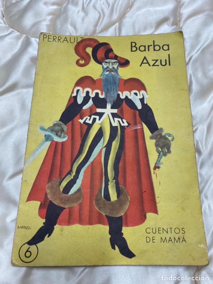 BARBA AZUL (PERRAULT) (Libros Nuevos - Literatura Infantil y Juvenil - Cuentos juveniles)