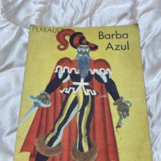 Libros: BARBA AZUL (PERRAULT). Lote 265984128