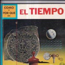 Libros: COMO Y POR QUE DE EL TIEMPO - Nº 7 - ED. MOLINO 1968. Lote 266528323