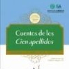 Libros: CUENTOS DE LOS CIEN APELLIDOS (CHINO-ESPAÑOL). Lote 267188504