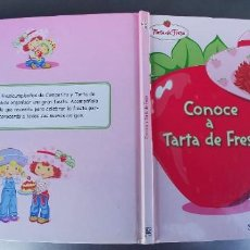 Libros: CONOCE A TARTA DE FRESA - SALVAT - TAPA DURA ,AÑO 2009. Lote 267267004