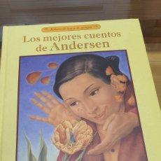 Libros: LOS MEJORES CUENTOS DE ANDERSEN. Lote 268295294
