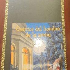 Libros: CUENTOS DEL HOMBRE DE LA ARENA. Lote 268297909