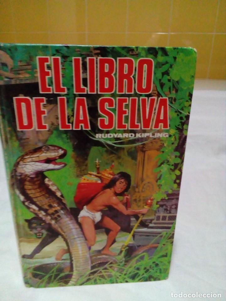 EL LIBRO DE LA SELVA -RUDYARD KIPLING (Libros Nuevos - Literatura Infantil y Juvenil - Cuentos juveniles)