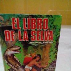 Libros: EL LIBRO DE LA SELVA -RUDYARD KIPLING. Lote 269168608