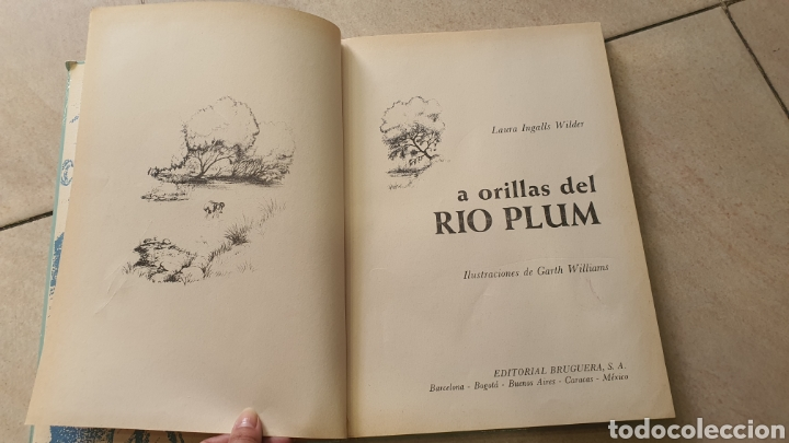 Libros: Lote de dos tomos,la casa de la pradera I ,II - Foto 4 - 269204643