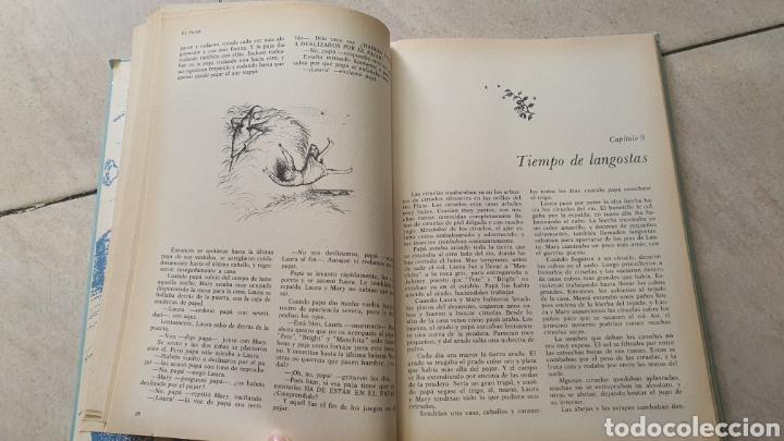 Libros: Lote de dos tomos,la casa de la pradera I ,II - Foto 8 - 269204643
