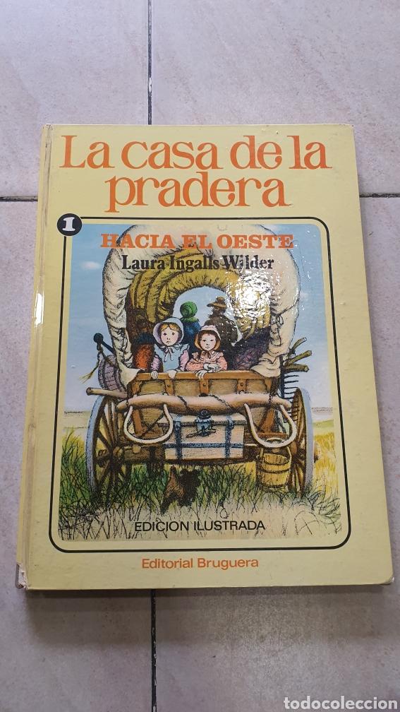 Libros: Lote de dos tomos,la casa de la pradera I ,II - Foto 9 - 269204643