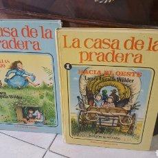 Libros: LOTE DE DOS TOMOS,LA CASA DE LA PRADERA I ,II. Lote 269204643