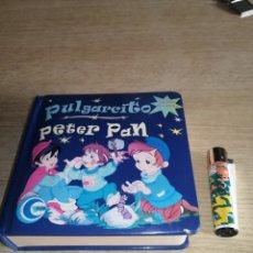 Libros: PULGARCITO PETER PAN CUENTO. Lote 269339723