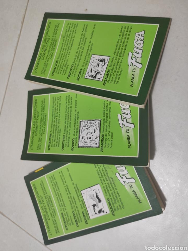 Libros: Lote Fuga de tenopia timun Mas,1,2 y 3. - Foto 3 - 269738608