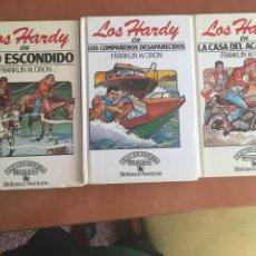 Libros: LOS HARDY EDITORIAL BRUGUERA AŃOS 80. Lote 270549583