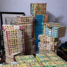 Libros: LOTE 40 TOMOS COLECCIÓN HISTORIAS SELECCIÓN. BRUGUERA 250 ILUSTRACIONES (HAY 18 PRIMERA EDICIÓN). Lote 270577243