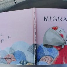 Libros: LIBRO MIGRANTE,TAPA DURA,AÑO 2011,PLANETA DE AGOSTINI,. Lote 275758713
