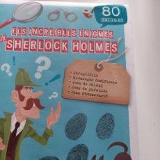 Libros: LIBRE SHERLOCK HOLMES. Lote 275985983