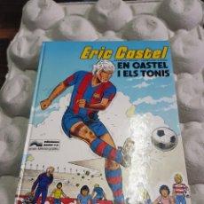 Libros: LIBRO ERIC CASTEL. Lote 285105633