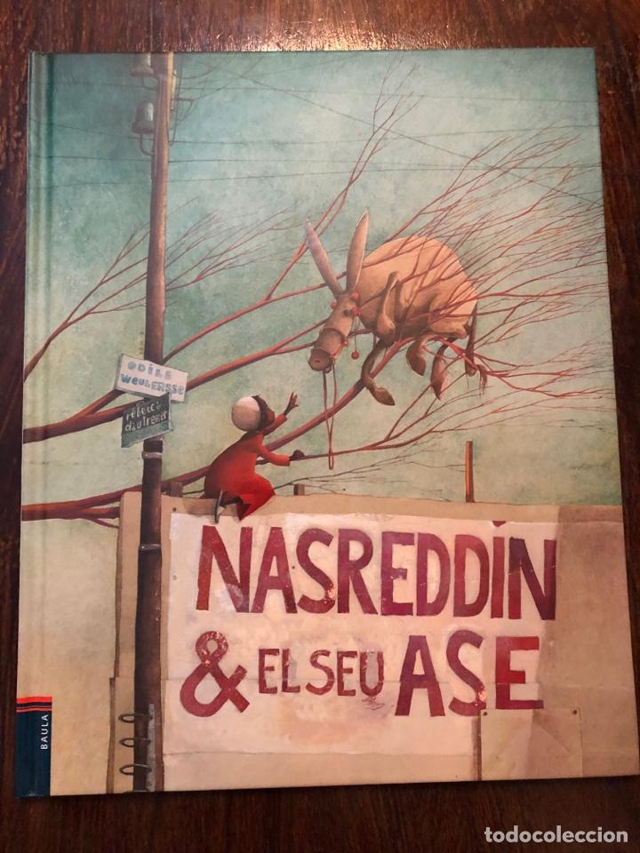 NASREDDIN I EL SEU ASE - REBECCA DAUTREMER - GRAN FORMATO - NUEVO (Libros Nuevos - Literatura Infantil y Juvenil - Cuentos juveniles)