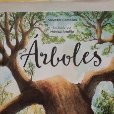 Libros: ARBOLES DE SALVADOR COMELLES. Lote 288113738