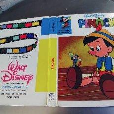 Livros: CUENTO PINOCHO EDICIONES TORAY,TAPA DURA,AÑO 1977. Lote 291255438
